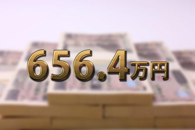 結婚資金の全国平均額